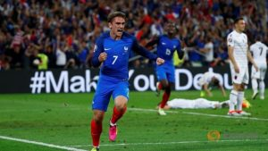 France-v-Albania