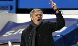 Jose angry