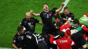 romania-v-albania historic