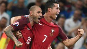 Poland 1-1 Portugal